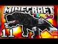 Minecraft Crazy Craft 3 0 Smp Mobzilla Ep 11