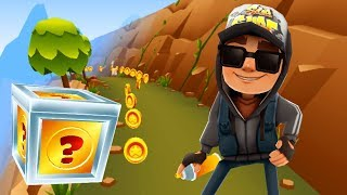 SUBWAY SURFERS GAMEPLAY HD - PERU ✔ JAKE AND 20 MYSTERY BOXES OPENING