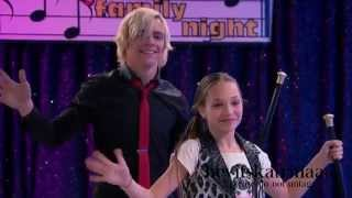 Maddie Ziegler on Austin and Ally (Homework & Hidden Talents)