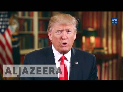 US Justice Department appeals freeze of Trump s travel ban