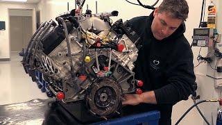 Roush Yates Building Ford NASCAR Engines for the Daytona 500