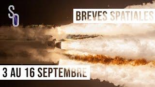 ☄️ BS    3-16 SEPTEMBRE    Adieu Delta II, espionnage spatial et Virgin Orbit