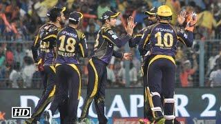 IPL 9 KKR vs SRH: Kolkata Reaches Play-Off   Full Report