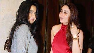 Katrina Kaif Parties With EX BF's Sister Kareena Kapoor