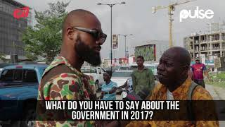 One of The Most Epic Vox Pop Response Ever | Pulse TV