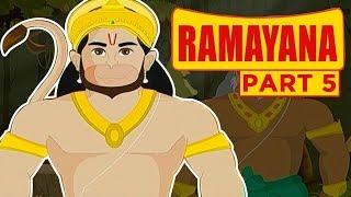 Ramayana Story In Hindi | Part 5 | Mythological Stories | Ramayana Story | Masti Ki Paathshaala