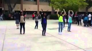 Boshret Kheir Flashmob Dance in Los Angeles