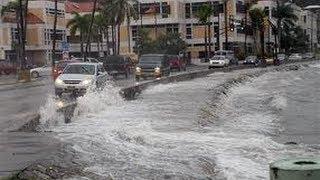 US Virgin Islands St. Croix Bad weather 9/4/13