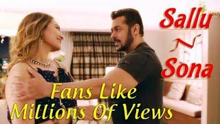 Nain Phisal Gaye [New Full Video Song]   Salman Sallu - Sonakshi Sona  - Welcome To New York