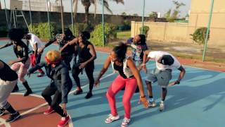 KAFFY and DANCERS: Dance to