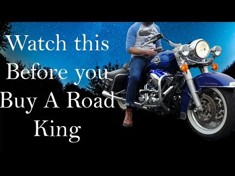Watch This Before You Buy A Harley Davidson Road King