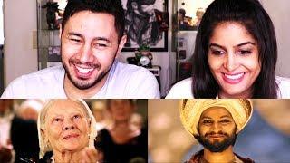 VICTORIA & ABDUL   Trailer Reaction w/ Anisha aka Ricksha Wali!