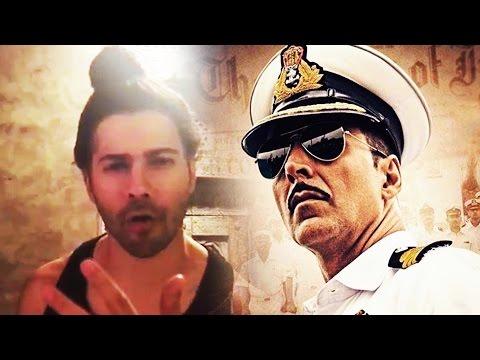 (Video) Varun Dhawan Becomes GAY For Akshay Kumar's RUSTOM