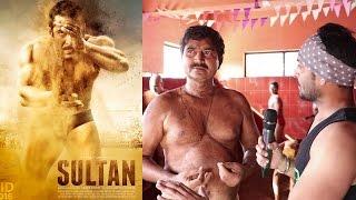 Indian Wrestlers On Salman Khan SULTAN Movie