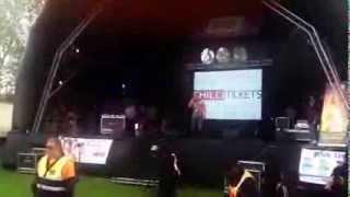 IMRAN KHAN Live @ Barking Park, UK