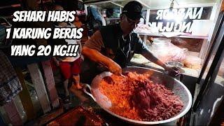 NASI GORENG MERAH SAMPE PAKE NOMOR ANTRIAN!!!