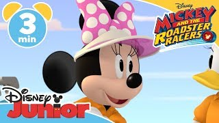 Mickey and the Roadster Racers | The Happy Helpers Play Golf! - Magical Moment | Disney Junior UK