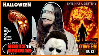 Boots To ReBoots: Halloween 2007 Review
