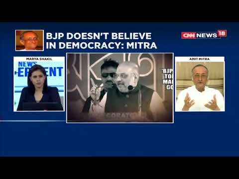 Xxx Mp4 Decoding The 2019 Battle For Bengal Epicentre Amit Mitra Exclusive CNN News18 3gp Sex