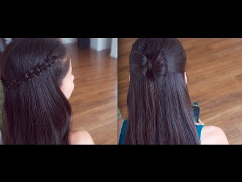 Xxx Mp4 4 Cute Back To School Hair Styles Promise Phan 3gp Sex