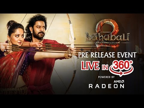 Xxx Mp4 Baahubali 2 The Conclusion Pre Release Event LIVE 360° 3gp Sex