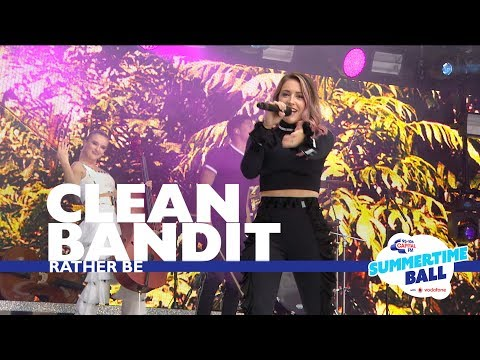 Clean Bandit - 'Rather Be' (Live At Capital's Summertime Ball 2017)