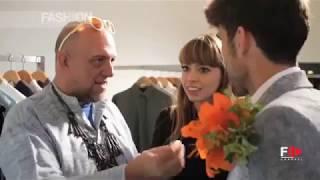 STEFFIE CHRISTIAENS Spring Summer 2012 Menswear Paris - Fashion Channel