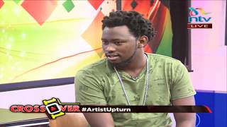My journey from grass to grace - Uganda artist, Levixone's story