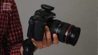 Photolenders Tutorials - E1: تركيب واستخدام فلاشات إلينكروم دي لايت