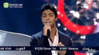 Arab Idol - الأداء - أحمد جمال - روح