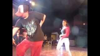 Dance Battle Kolkata 2013| All Style Battle Final: Tushar vs Anusuya