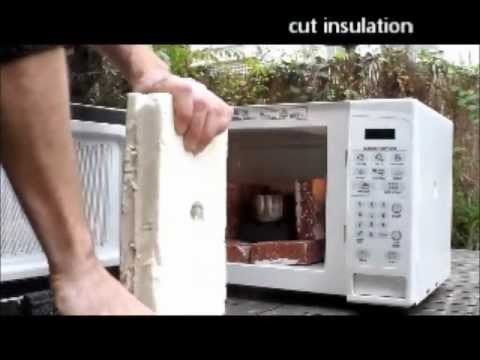 microwave smelting