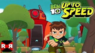 Ben 10: Up to Speed - Chapter 1 Boss Fight Gameplay Part 2