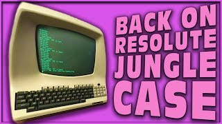 BACK ON THE RESOLUTE JUNGLE CASE ( TITANIC SINCLAIR CAMEO )
