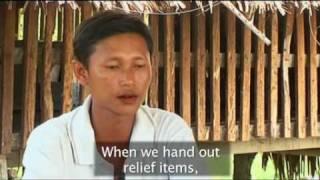 Myanmar: Cyclone Nargis recovery