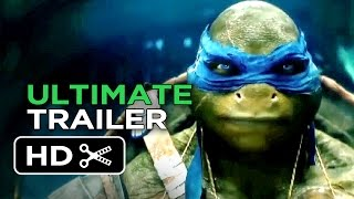 Teenage Mutant Ninja Turtles - Ultimate Cowabunga Trailer (2014) - Megan Fox Movie HD