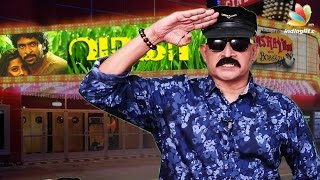 Wagah Review | Kashayam with Bosskey | Vikram Prabhu Tamil Movie