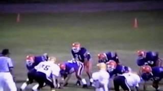 Canutillo High School Class of 1992 Football - Game1  - Part 1