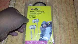 Ubon metal universal unboxing & reviews