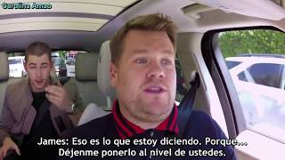 Demi Lovato & Nick Jonas Carpool Karaoke「Sub Español」P. 3 | By Carolina Amao