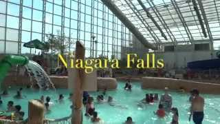 Americana Resort and Waterpark Niagara Falls Canada Review