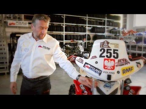watch Zza biurka prezesa na podium rajdu Dakar. Rafał Sonik - biznesmen z pasją [ BizSylwetki ]
