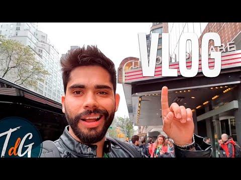 VLOG #49: Viaje a NYC y presentación mundial Acer