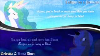 Lullaby for a Princess - Celestia & Luna Duet (Remastered)