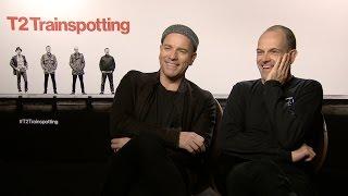 T2 Trainspotting interview: hmv.com talks to the cast