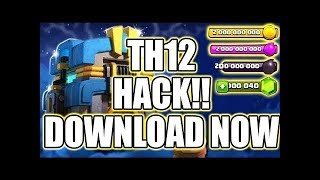 TH12 Hack Mod And Unlocked Electro Dragons Download Free