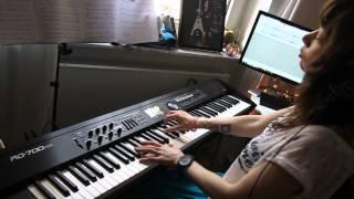 Radiohead - Nude, piano cover (vers 2)