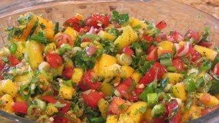 ~Fresh Mango  Salsa~