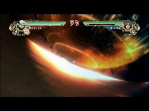 Naruto Ultimate Ninja Storm Every Character´s Ultimate Jutsu PART 2 2 Exclusive HQ