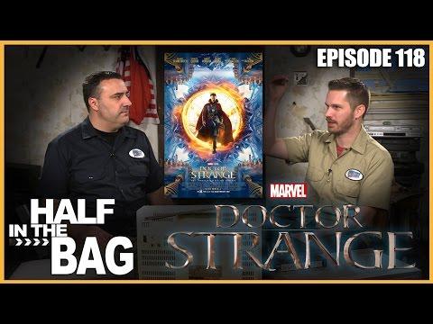 Half in the Bag Episode 118 Doctor Strange